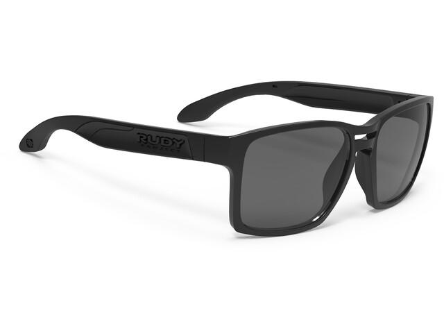 Rudy Project Spinair 57 Brillenglas, black gloss - rp optics smoke black